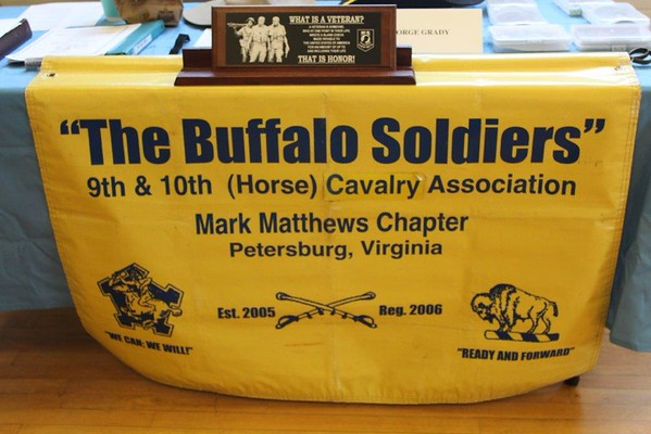 """Cadets Attend Expo """"Commemorating the African-American Military Experience"""""""