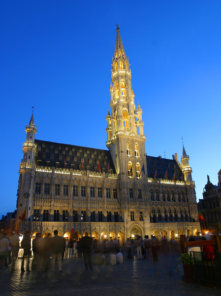 brussels: a nice city