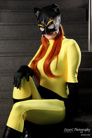 Hellcat (Rabid Potato) from Marvel Comics