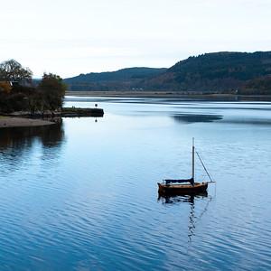 Sailing - Oban to Crinan