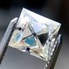 1.38ct French Cut Diamond GIA J VVS1 1