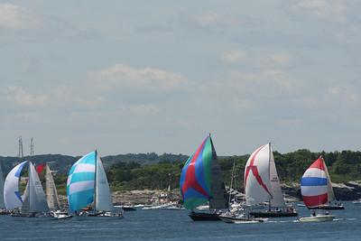 Newport to Bermuda Race -- 06-20-14