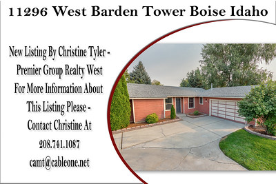 11296 West Barden Tower Boise Idaho - Christine Tyler
