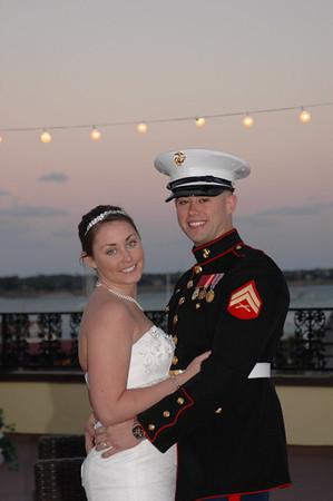 Linda and Doug. St.Augustine,Florida. Feb.11-2011
