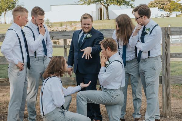 Kirby Huff Wedding
