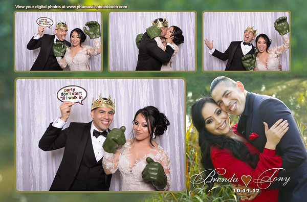 Brenda & Tony Wedding