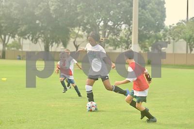 Simply Soccer Camp June 21- June 25, 2021 week 2