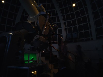 2019.8.29 Griffith Observatory Night Hike