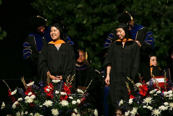 Rowena's Graduation