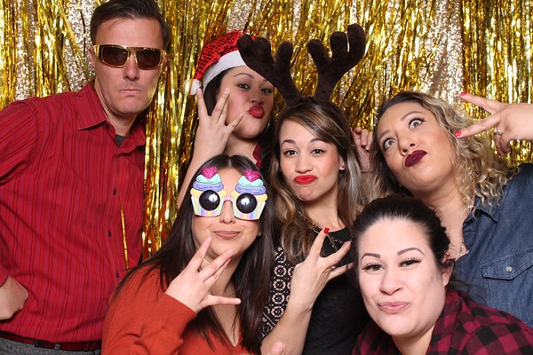 12-7-18 Cucamonga Valley Medical Group Holiday Party 2018