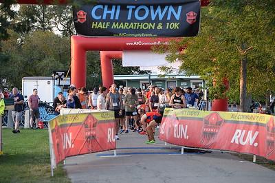 Chi Town Half Marathon & 10K #2