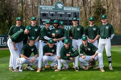 Baseball Seniors - Groups March 18, 2019