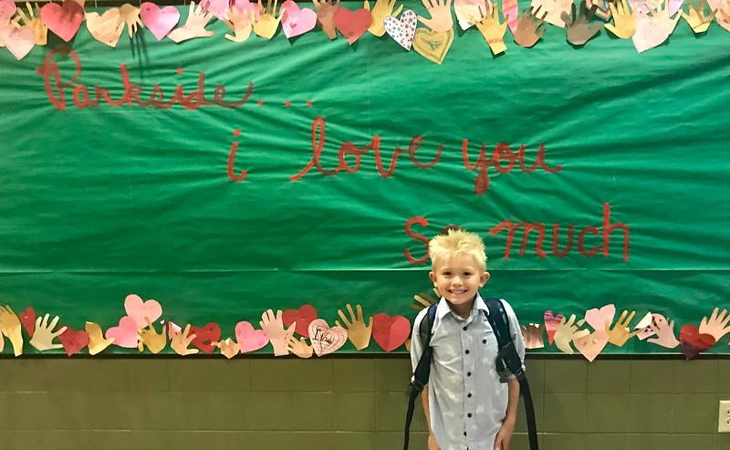 Jaxen | Kindergarten | Parkside Elementary School