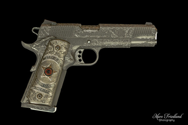 Sheriff Terry G. Box -Pistol Images
