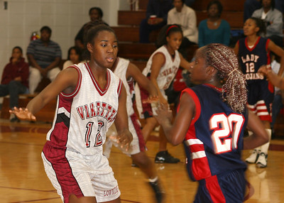 2006 Lowndes High Girls vs Brooks