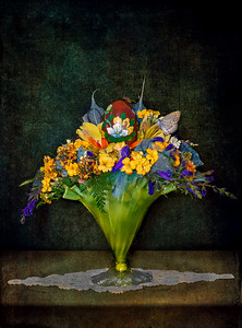 Minature Flower Vase