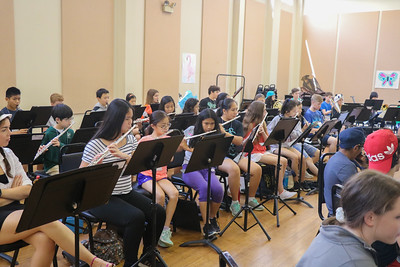 2018 Orchestral Camp