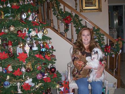 Christmas Brunch @ Patricia & Jeff's 2007 / Christmas Dinner @ Ron & Lori's 2007