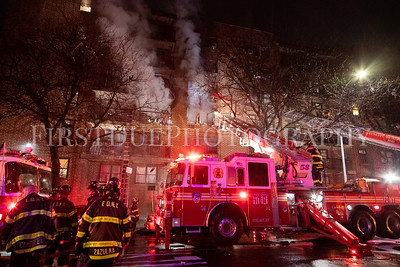 Bronx 2nd Alarm Box: 4759 2103 Honeywell Ave 1 Jan 21