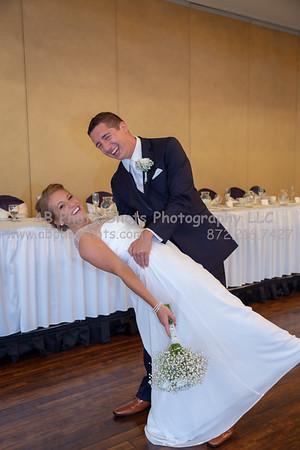 Jordan & David's Wedding