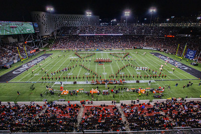 UC vs UCF - Halftime - October 4, 2019