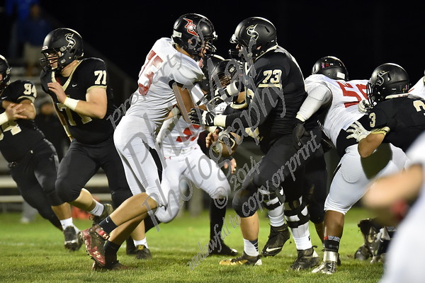 Berks Catholic vs Annville Cleona High School Football 2015