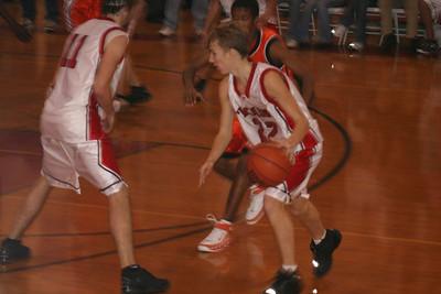 Boys Varsity Basketball - 1/18/2006 Muskegon Heights AV