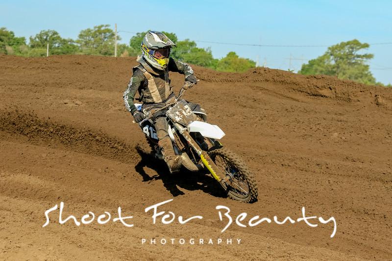 Rider Plate 4 - Saturday Race