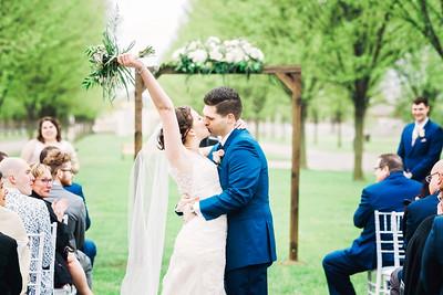Maranzano Wedding - Packard Proving Grounds