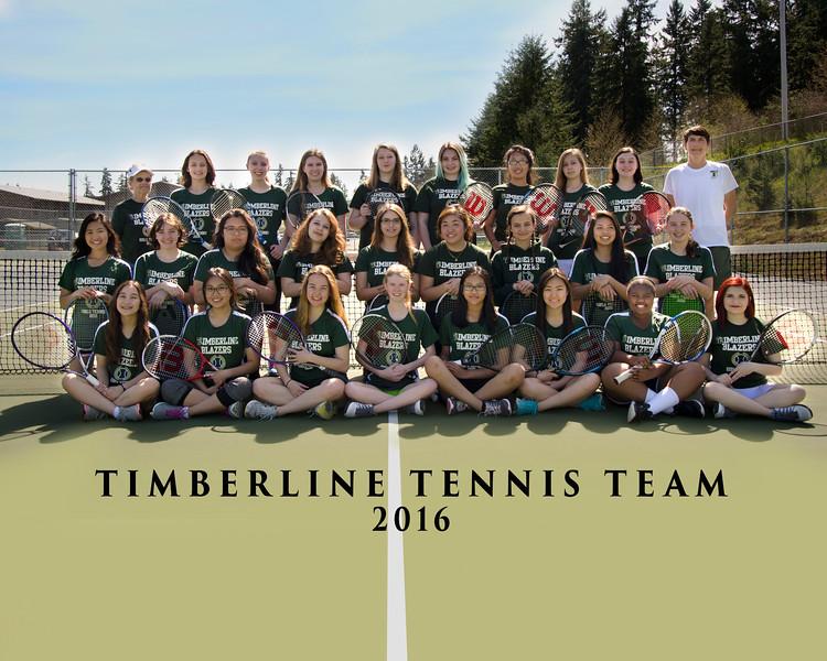 Timberline Tennis 2016