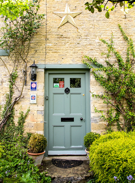 Star Cottage, our B&B outside of The town of Burford in the Cotswolds