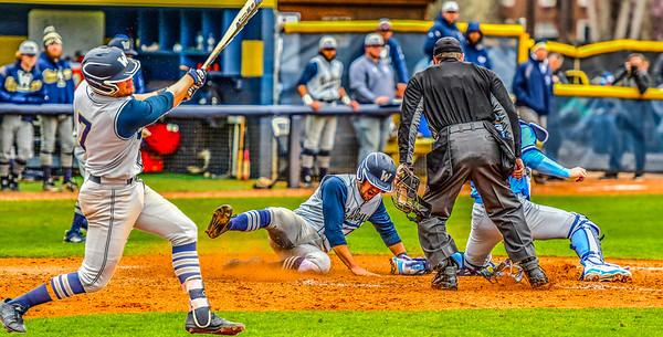 3-9-19 NC Wesleyan Baseball additional photos