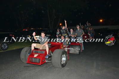 Central Islip Hoboes NYS Championship Party 8-30-14