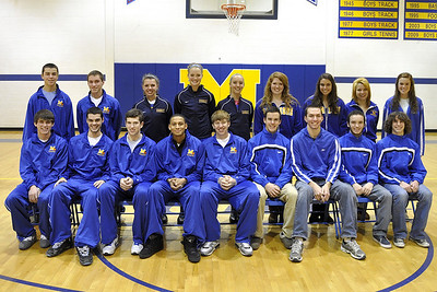 MHS Winter Sports Seniors