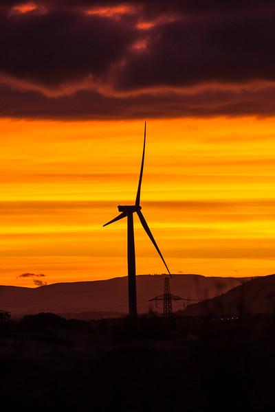 Renewable Energy, Fife, Scotland