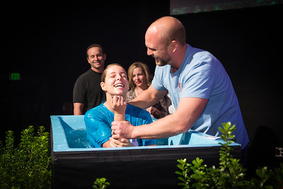 October 22 and 23rd Baptisms