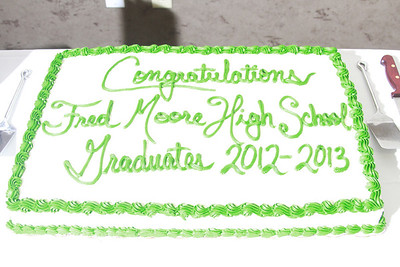 Fred Moore Graduation