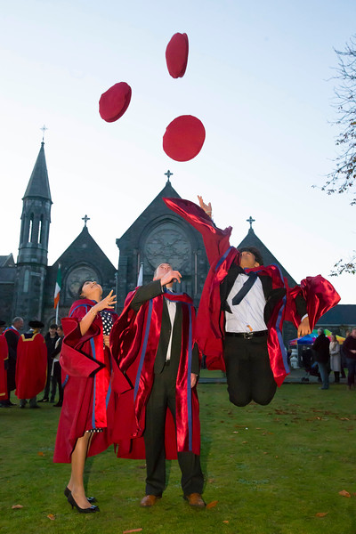 01/11/2018. Waterford Institute of Technology (WIT) Conferring Ceremonies 2018. Picture: Patrick Browne