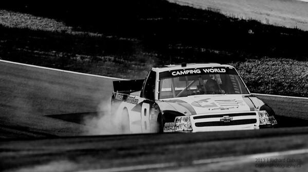 2013 NASCAR CWTS at CTMP