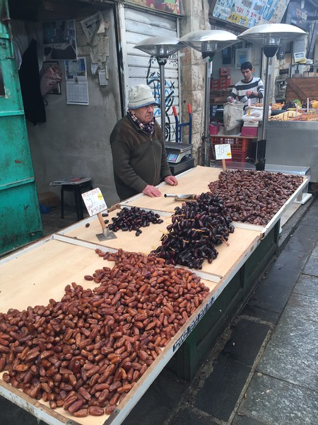Dates at local market - Bridget St. Clair