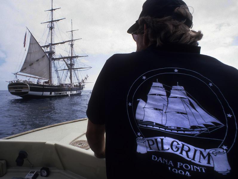 Brig Pilgrim 1994