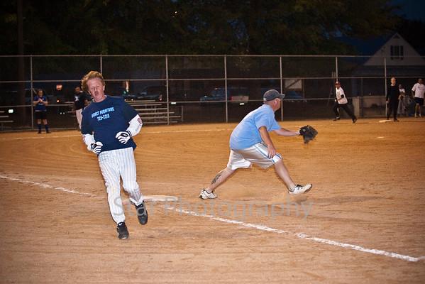 Co-Ed Softball 10-22-09