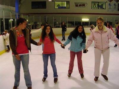 Valentines Ice Skating 2007