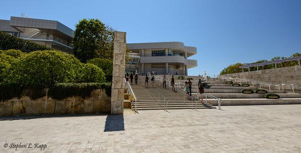 Los Angeles - J. Paul Getty Museum