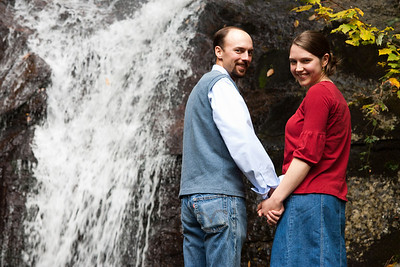 The Engagement of Emily & Justin