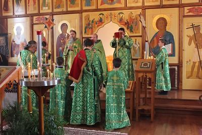 St. Herman Day in Lake Odessa 2018