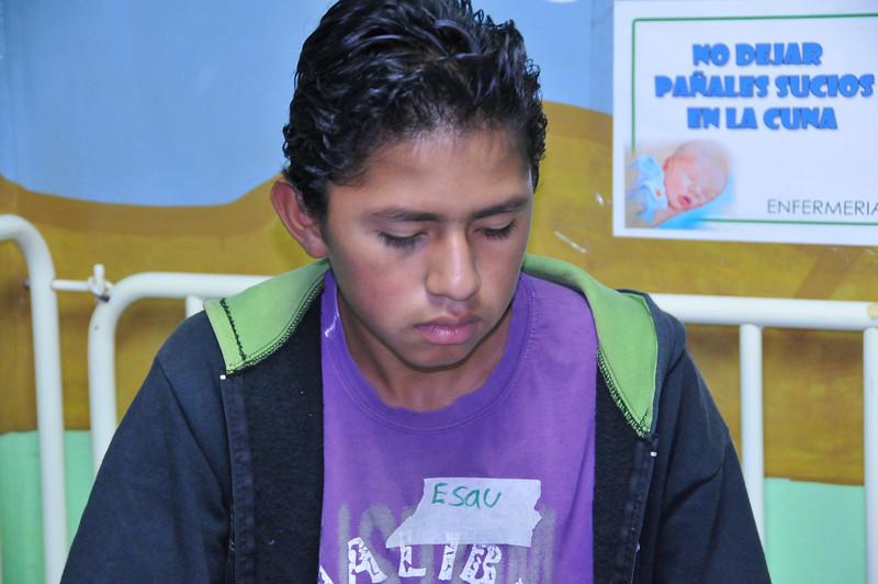 Case 8: Esau Nehemias Pirique, Surgery: Redo TCR