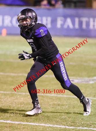 9-23-2016 - Yuma Catholic at NCS (Northwest Christian) High School Football Game