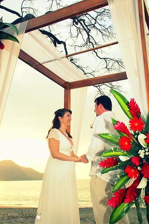 Tanya and Mark Wedding Photos