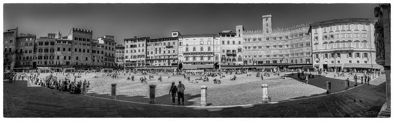 Siena, Italy 2015 (monochrome)